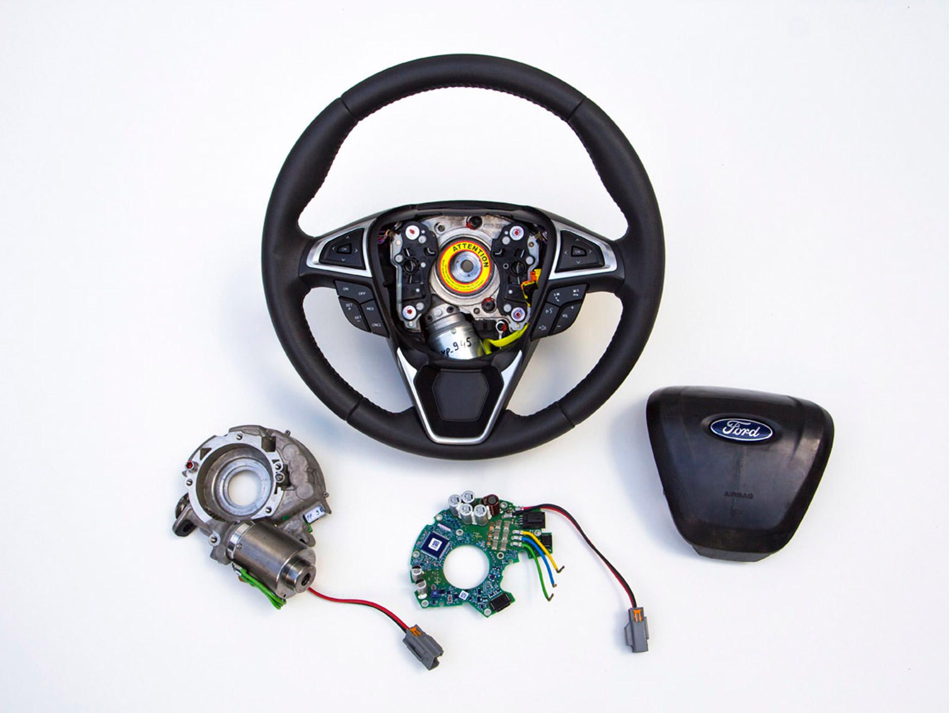 Lenksysteme autonomes Fahren