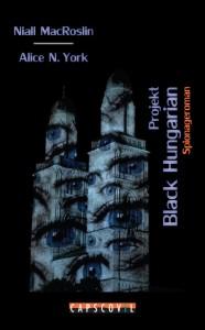 Buchcover Projekt Black Hungarian