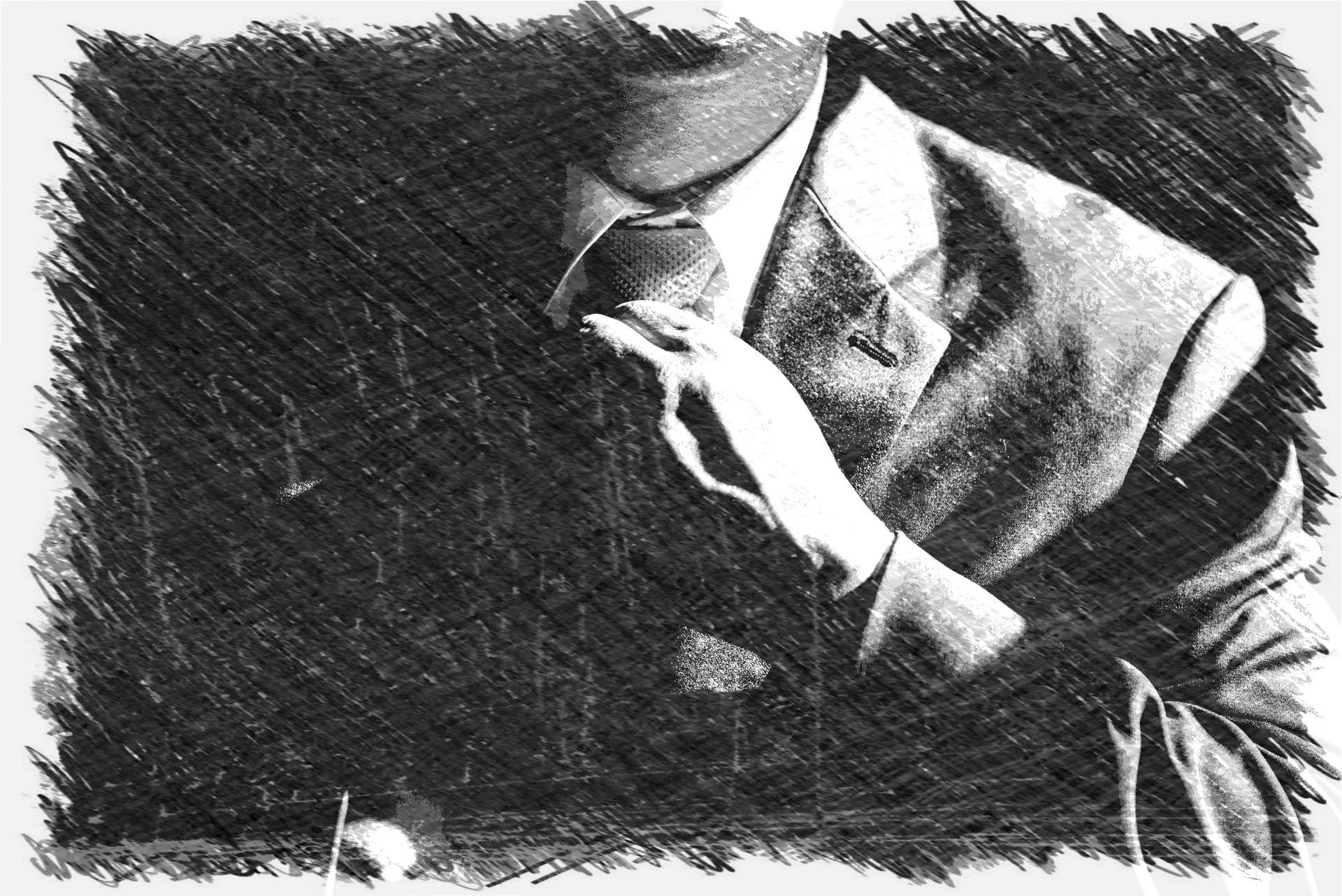 Projekt Black Hungarian - Dominik - Romanfigur