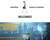 Celebrating International Diversity Day: Inspiring Female Founders Becomes Diversity Natives