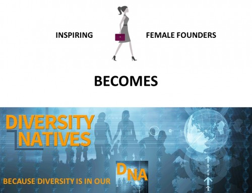 Inspiring Female Founders Becomes Diversity Natives