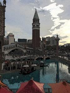 The Strip Short Story The Venetian Las Vegas