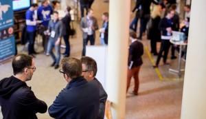 Gründerkonferenz StartupCon 2016 Köln Lanxess arena