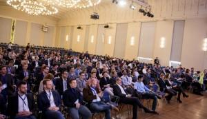 Gründerkonferenz StartupCon 2016 Lanxess arena Köln