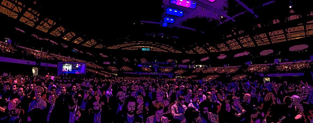 Web Summit, Center Stage, Lissabon