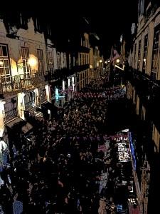 Lissabon, Pink Street, Night Summit, Web Summit