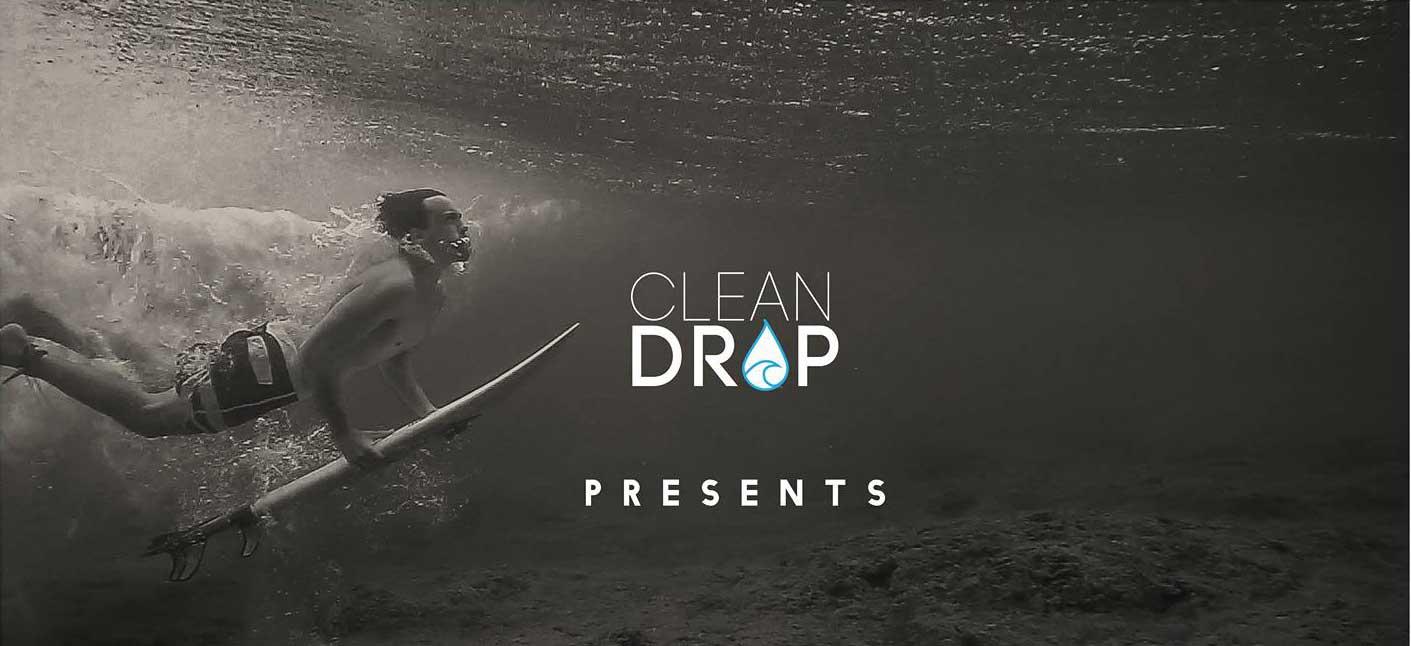 Project Clean Drop - Storytelling for Bachelor Paper Uni Krems Austria