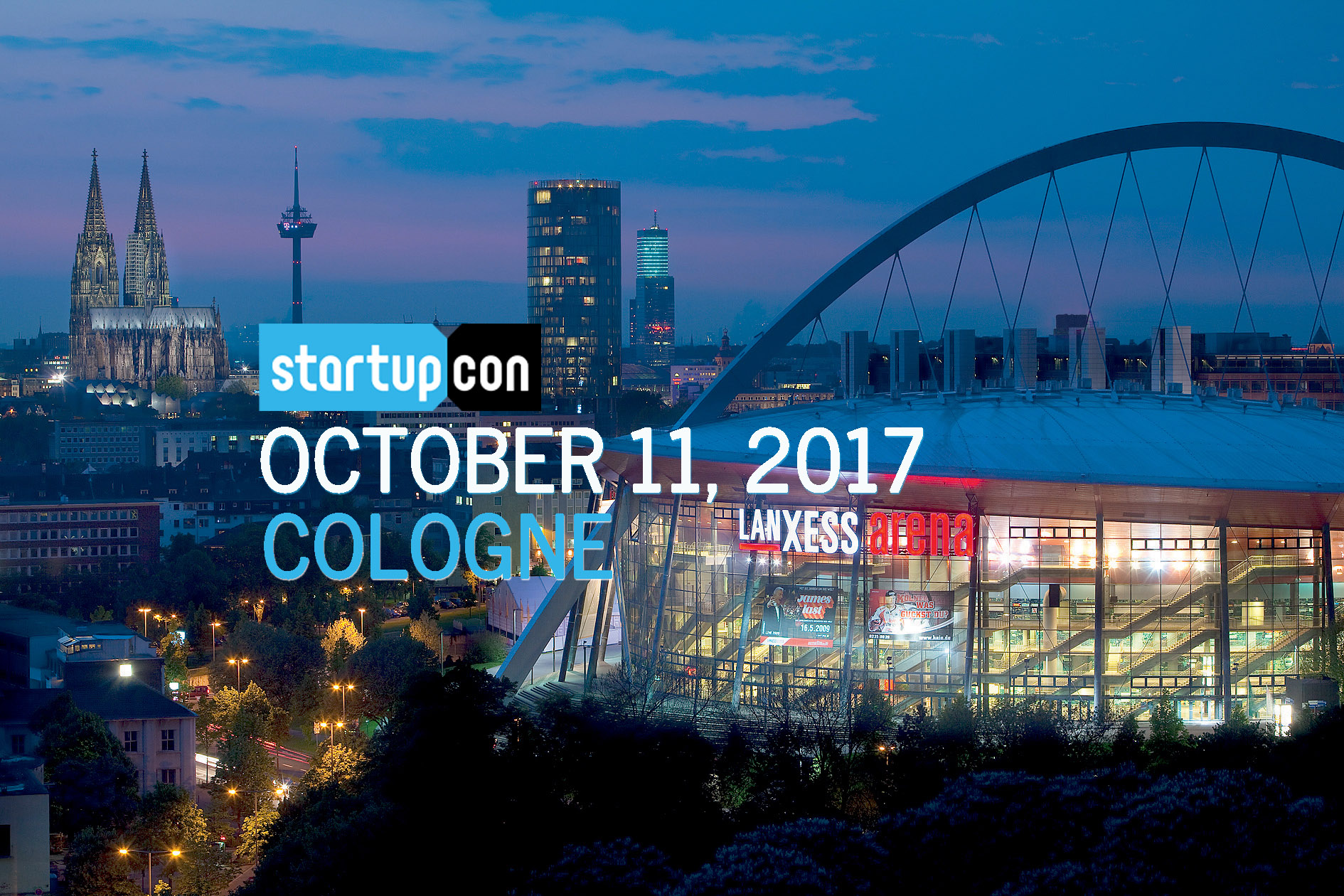 StartupCon Cologne 2017 Startup Event