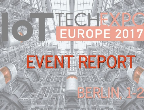 Event Report: IoT Tech Expo Europe 2017