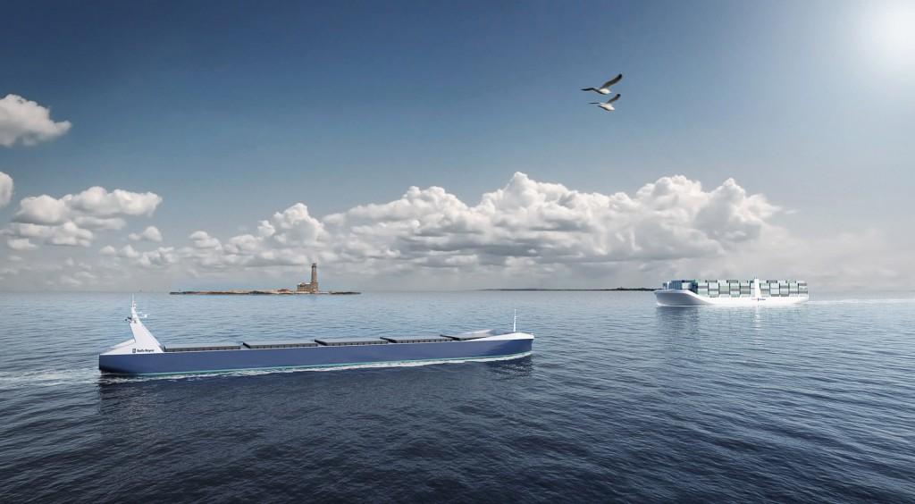 Rolls Royce Autonome Schiffe Smart Ship
