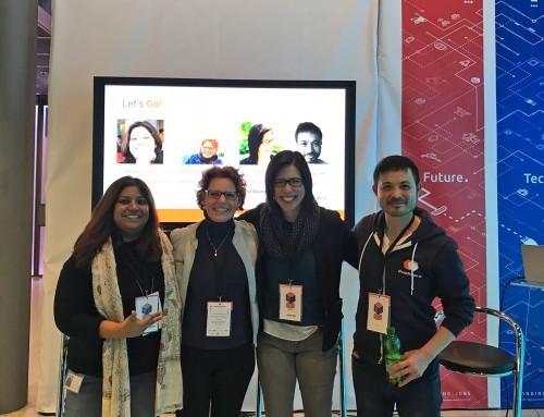 Startup versus Corporate – Work Panel at Landing Festival Berlin 2018