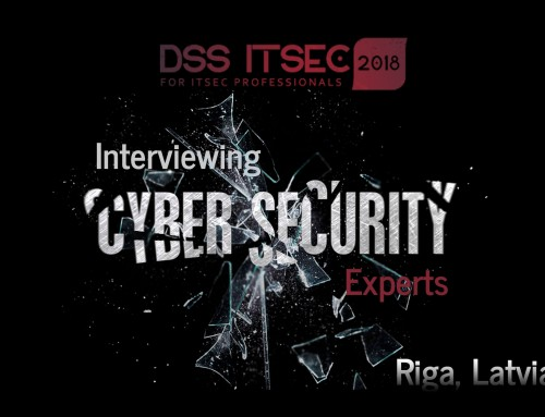 DSS IT SEC 2018: Economics of Cybercrime – Interviews (EN)