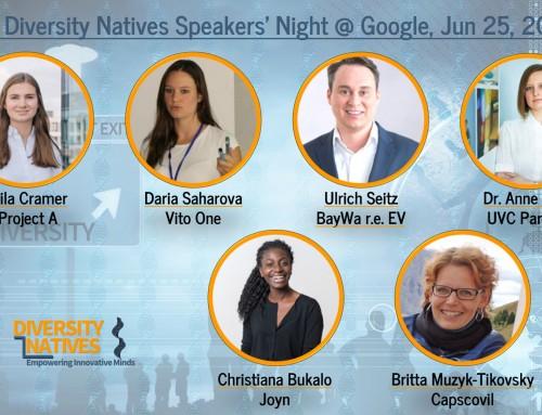 Diversity Natives Speakers Night #2