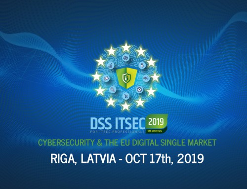 DSS IT SEC 2019 – International Cyber Security Conference