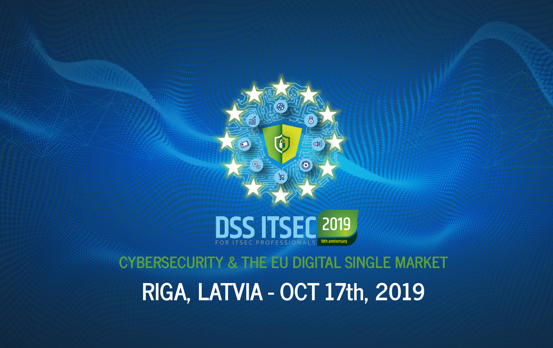 DSS IT SEC Cyber Security Conference Riga Latvia Oct 17