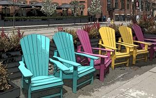 Die Chance - Kurzroman Toronto - King Street